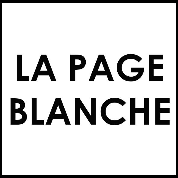 1996 : La Page Blanche